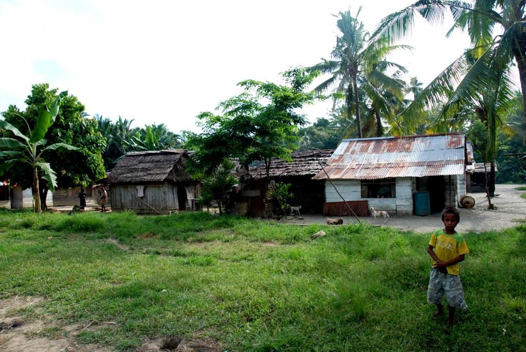 Resettlement site