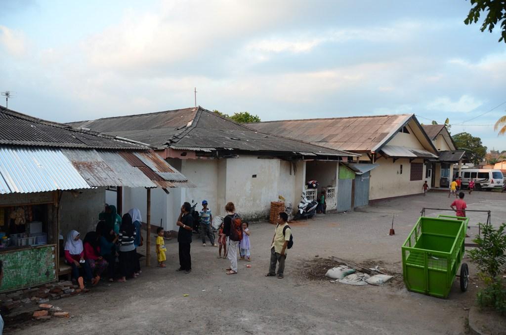 Wisma Transito camp