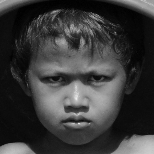 The Maguindanao angry kid