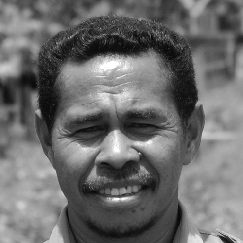 Teacher in Maluku