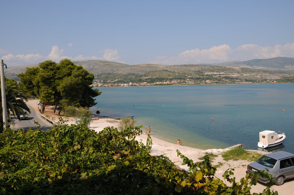 Coast near Trogir