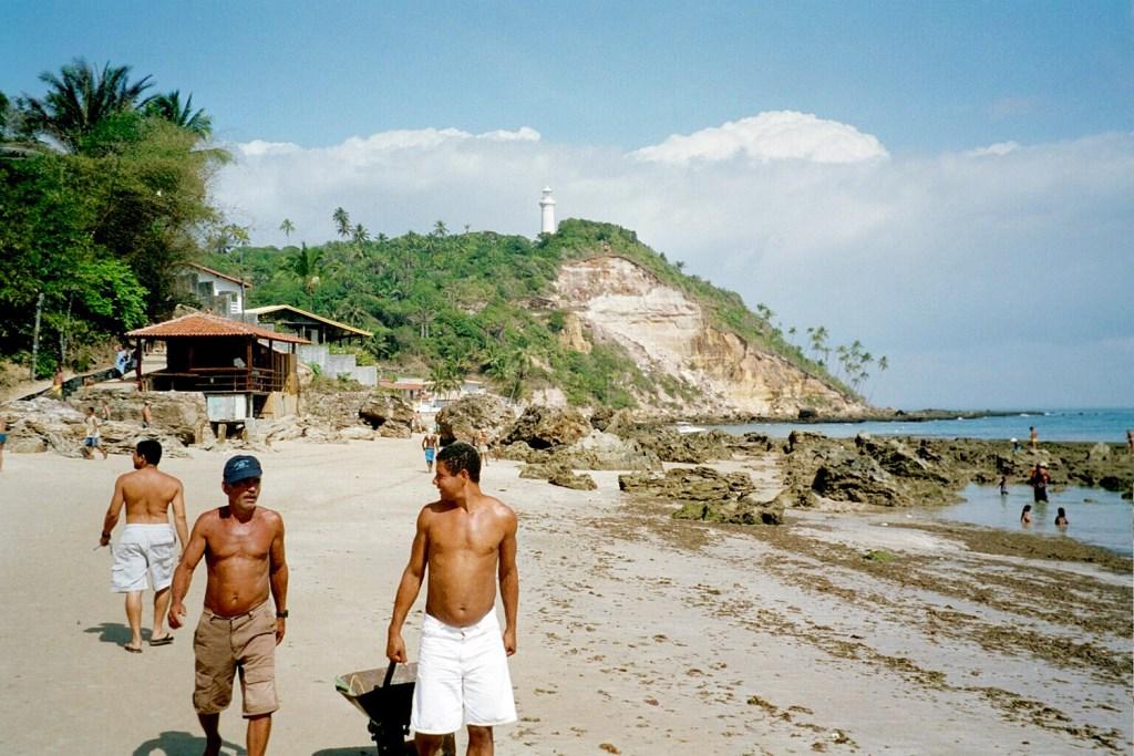 Morro de San Paolo people