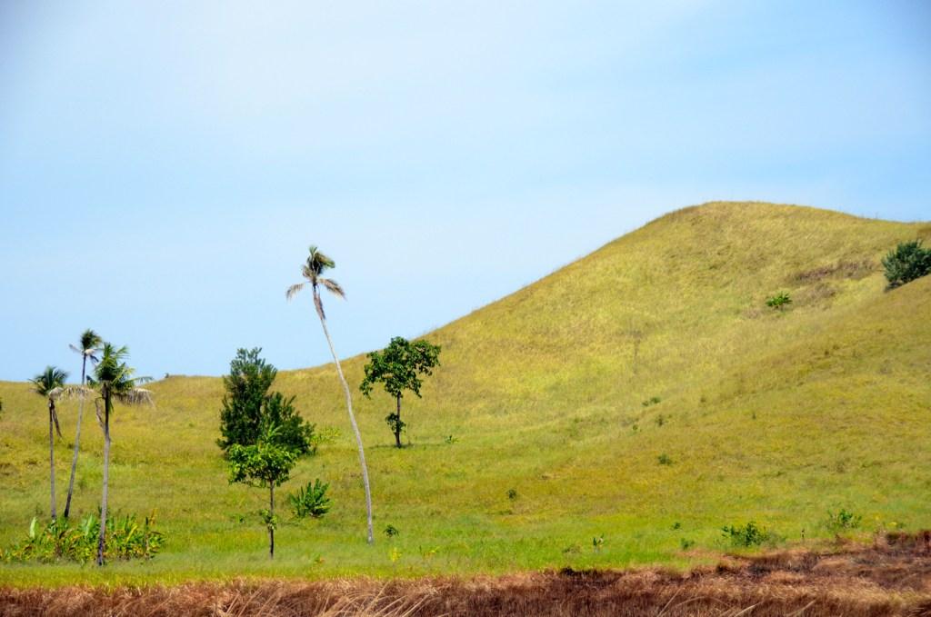 Hill in Papua New Guinea