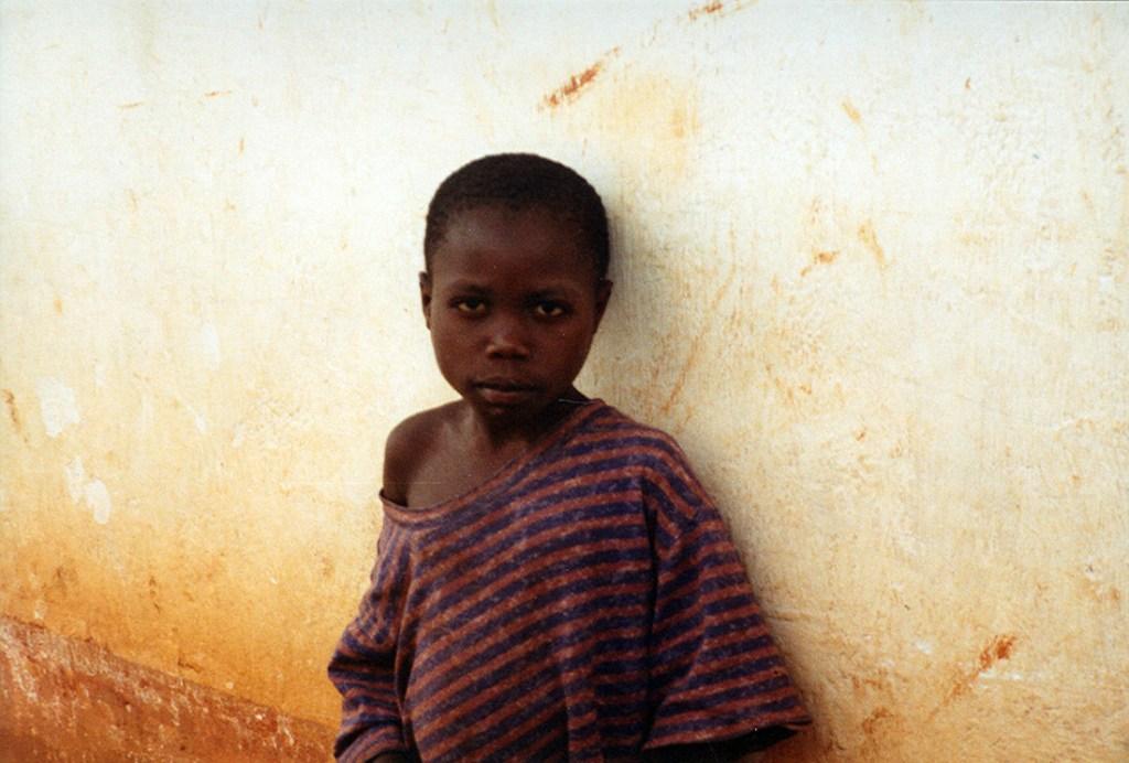 the kid from Kibondo
