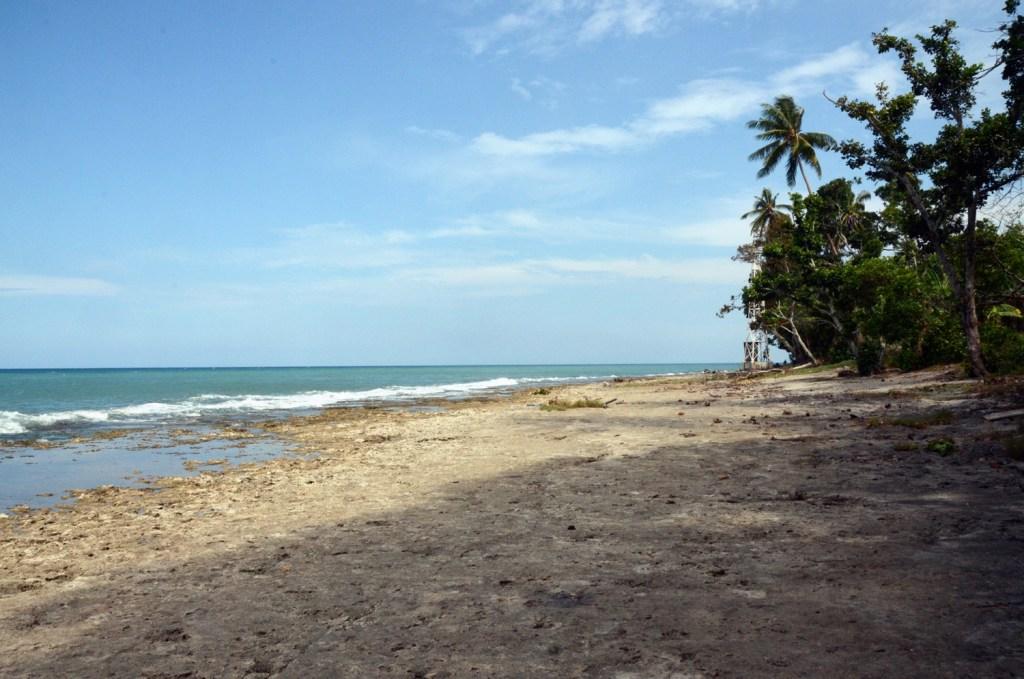Manam beach