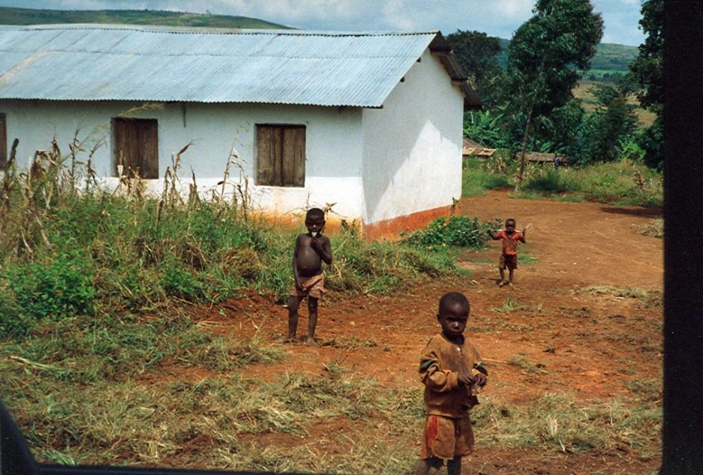 kids in Kibondo