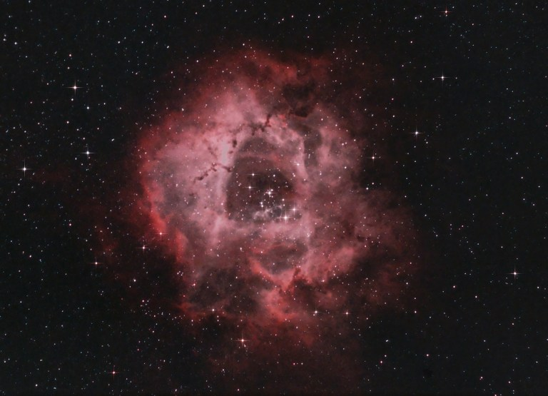 Rosette nebula (NGC 2237)
