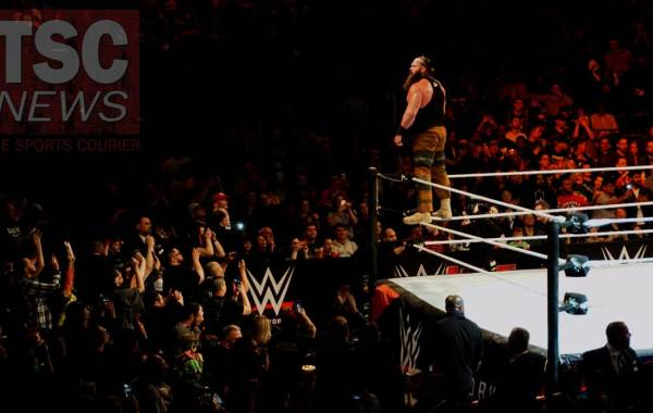 WWE wrestler Braun Strowman