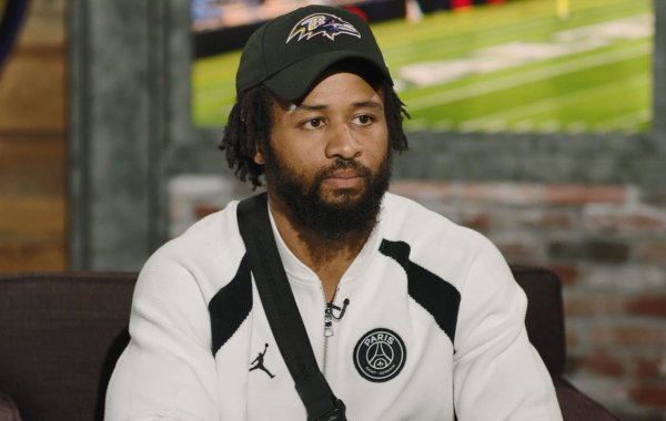 Baltimore Ravens' Earl Thomas