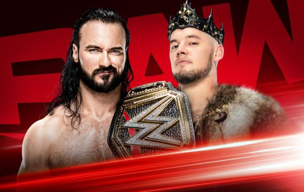 WWE Raw Results for May 18, 2020