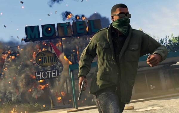 Grand Theft Auto V Remastered