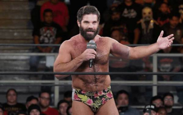 Impact Wrestling star Joey Ryan