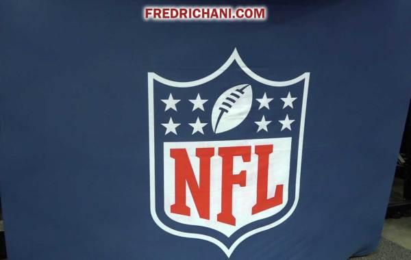 National Football League - NFL logo. Fred Richani Photo.