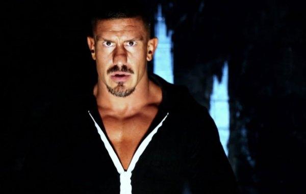 Pro wrestler EC3 aka Ethan Carter III (Michael Hutter)