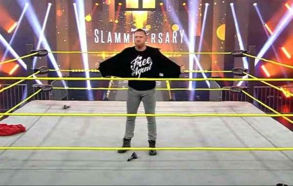 Professional wrestler Heath Slater aka Heath Miller.
