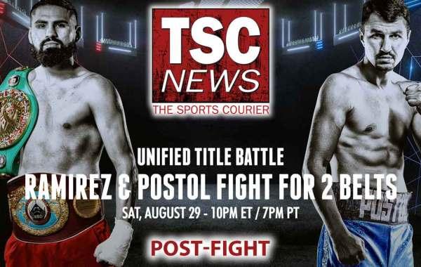 Ramirez vs. Postol Post-Fight Coverage by TSC News
