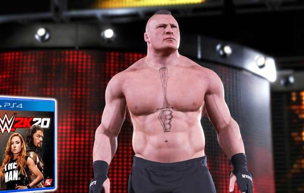 TSC's Fred Richani gives a brutally honest WWE 2K20 Standard Edition on PS4 Review!