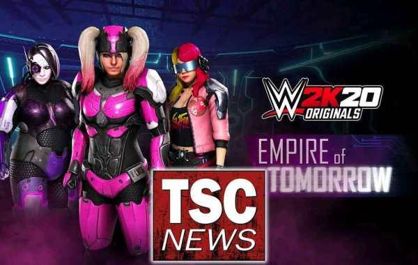 WWE 2K20 Originals: Empire of Tomorrow DLC Review