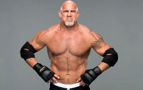 WWE wrestler Bill Goldberg. Courtesy of WWE.com.