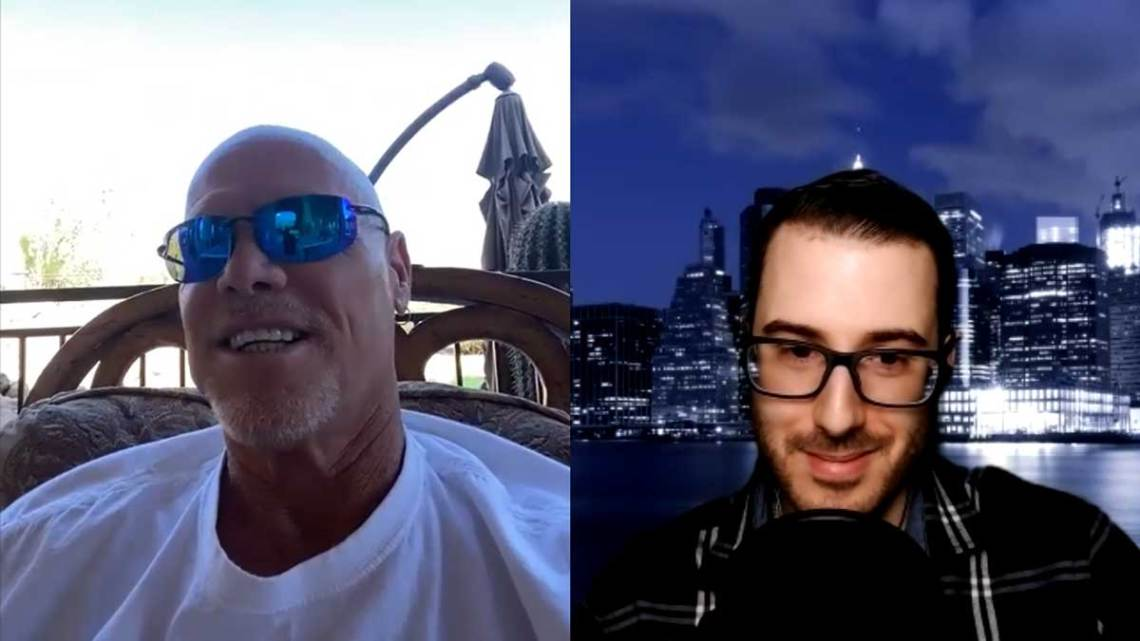 TSC News host Fred Richani interviews Chicago Bears legend Jim McMahon on The Sports Courier Podcast.