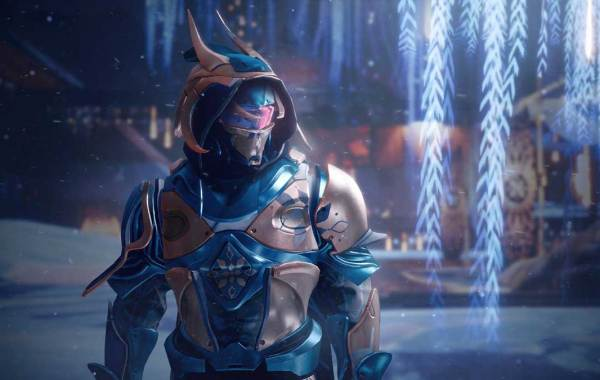 Destiny 2: Beyond Light The Dawning 2020 Holiday Event.