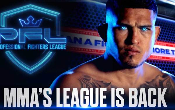 """Former UFC and WEC lightweight champion Anthony """"Showtime"""" Pettis. Courtesy of PFL - Professional Fighters League."""