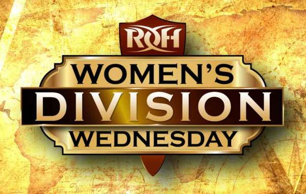 Ring of Honor Wrestling's Women's Division Wednesday. Courtesy of ROH.