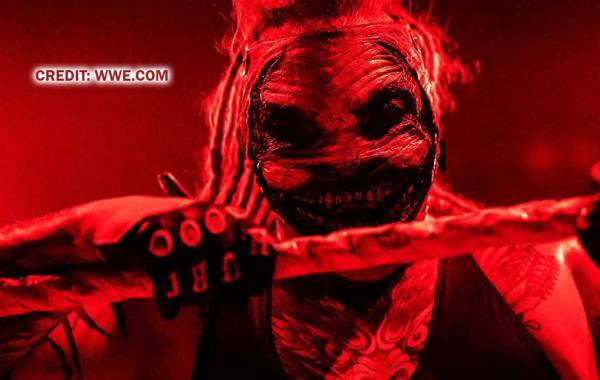 WWE wrestler The Fiend Bray Wyatt (Windham Rotunda). Courtesy of WWE.com.