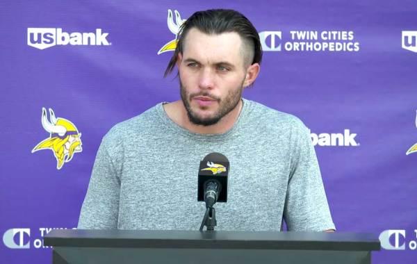 Minnesota Vikings strong safety Harrison Smith. Courtesy of Vikings.