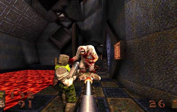 Quake series now available on Xbox Game Pass Ultimate.