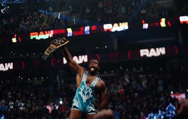 WWE Champion Big E. Courtesy of WWE.com.