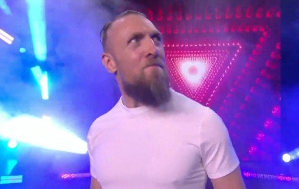 Bryan Danielson. Courtesy of All Elite Wrestling.