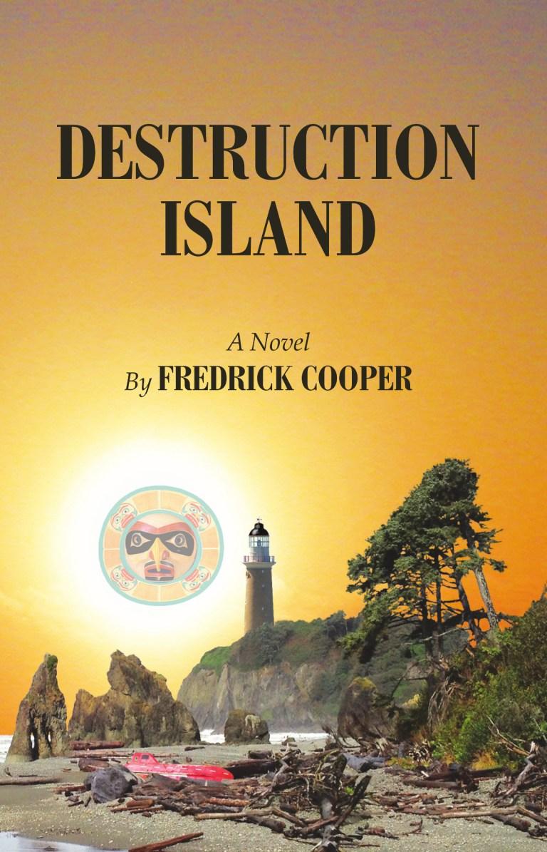 Destruction Island Cover
