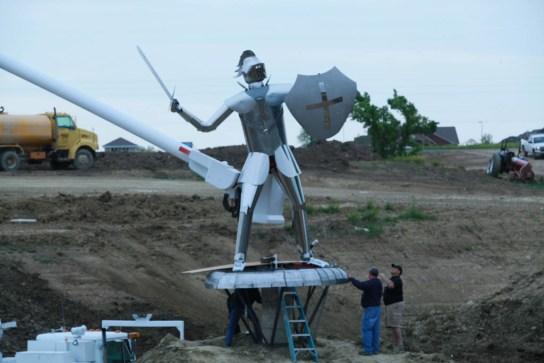 Brinkley Knight Installation