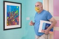 Frank Novel, Erie Art Miuseum Spring Show 2020