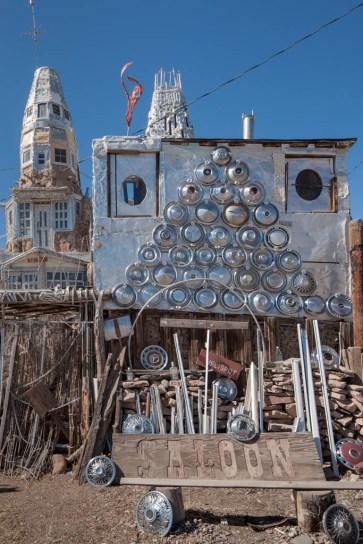 Dominic Espinoza's Jesus' Castle (Cano's Castle); Antonito, CO 2014