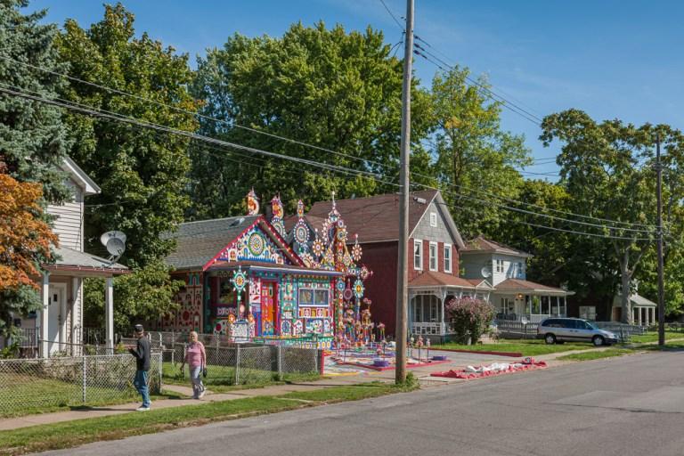 Isaiah Robertson House; 2012
