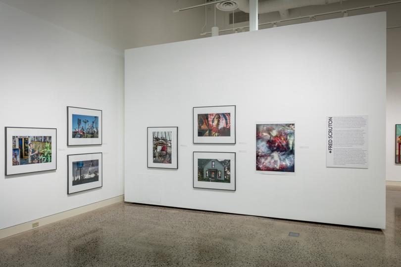 """Assembled Visions"" exhibition, Erie, PA Art Museum 2015/16"