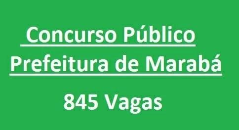 Concurso Público da Prefeitura de Marabá