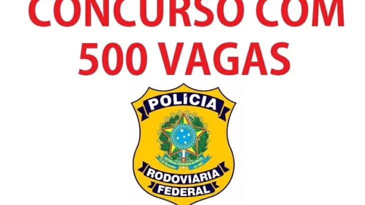 Concurso público da Polícia Rodoviária Federal