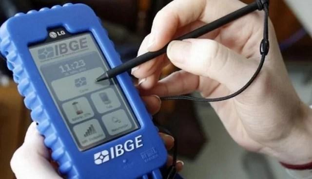 Concurso do IBGE 2020