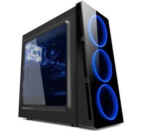 PC G-FIRE AMD Ryzen 3 2200G 8GB 1TB