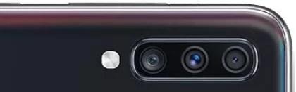 Câmeras samsung galaxy a70