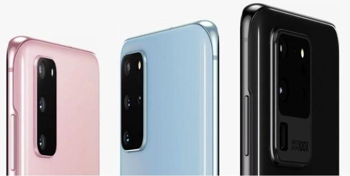Samsung Lança Galaxy S20, S20+ e S20 Ultra