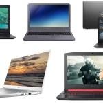 Melhores Notebooks Custo Benefício Core i3, i5 e i7