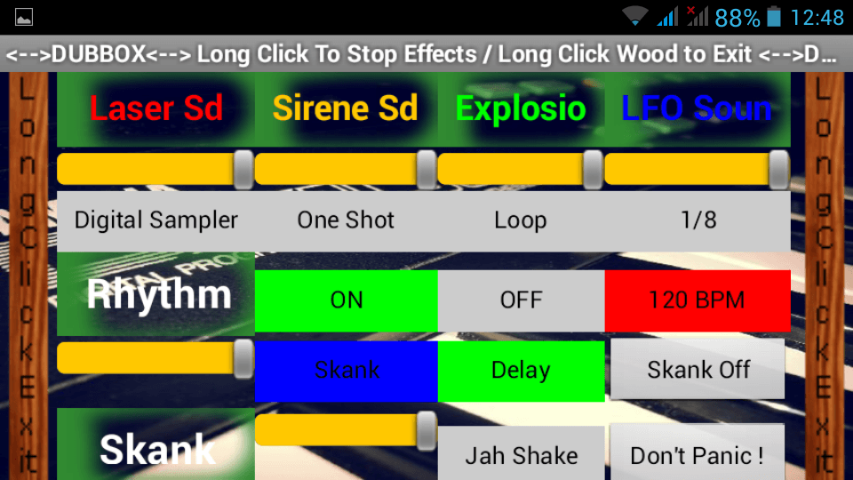 Dub Box Groovebox Android
