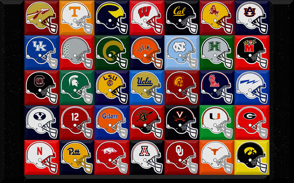 Nfl football teams names