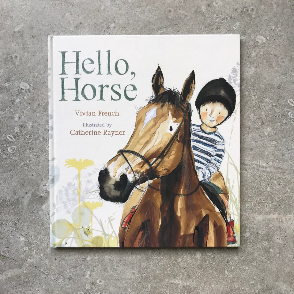 Hello Horse by Vivian French