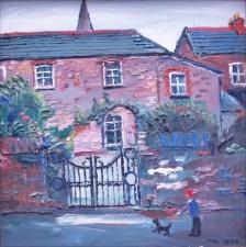 lostwithiel cottage