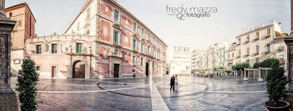 Fotografo de bodas Videos boda diferentes Fredy Mazza Fotografos Murcia
